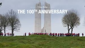 Vimy Ridge Remembered
