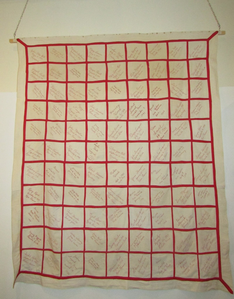 109 - anne yong coverlet