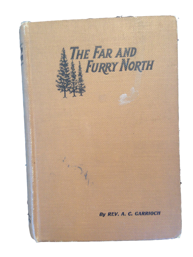 69 - far and furry north on white